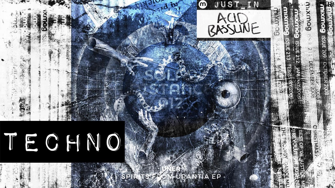 Download TECHNO: UNER - Spirits [Solar Distance]