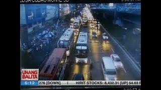 Video UB: Traffic sa EDSA-Cubao southbound, sa yellow lane pa lang download MP3, 3GP, MP4, WEBM, AVI, FLV Juli 2018