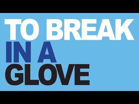 To Break In A Glove karaoke instrumental Dear Evan Hansen