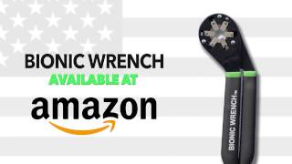 Bionic Wrench Commercial for Amazon