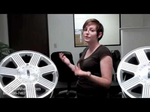 Navigator Rims Navigator Wheels Video Of Lincoln Factory