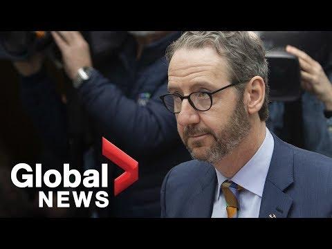 SNC-Lavalin affair: Trudeau's former principal secretary FULL testimony