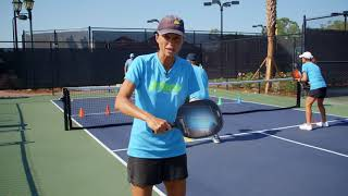 Pickleball Tutor Tips - Episode 18: How to Practice Block Volleys