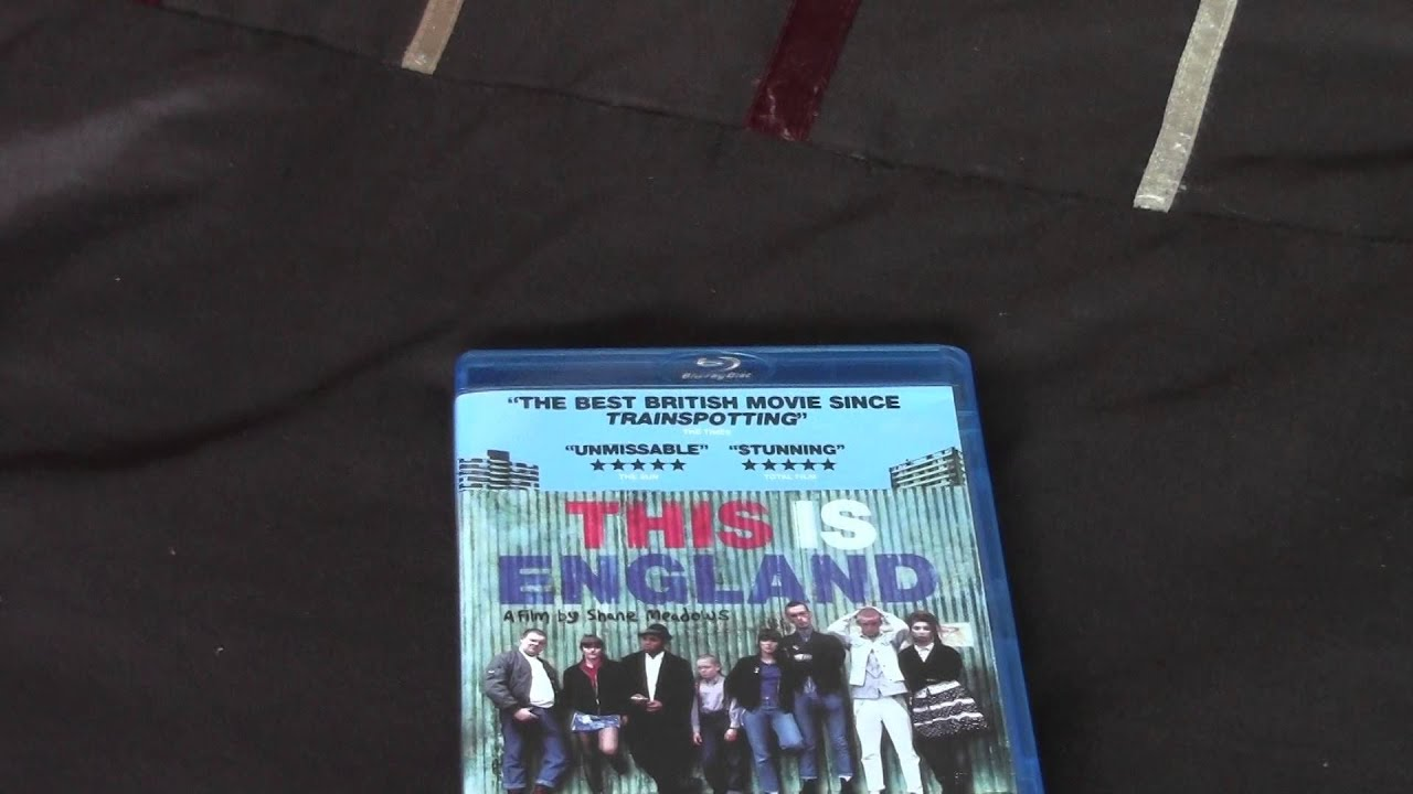 Download this is England  bluray unboxing