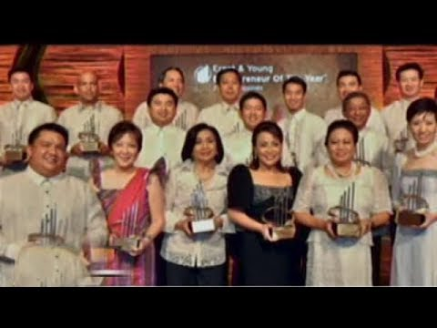 Entrepreneur Of The Year Philippines 2013