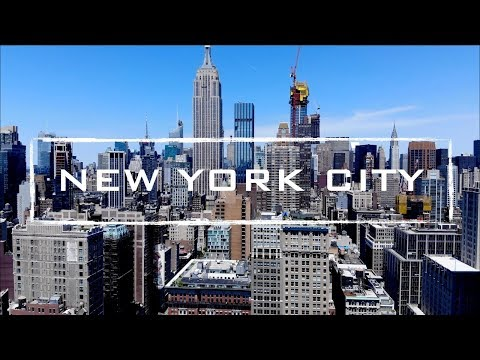 New York City, NY | 4K Drone Video