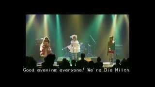 "2013.4.21 ProjectU Final Japan Die Milch performing ""We R D.M"" Live..."