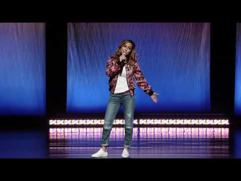 Anjelah Johnson: Mahalo & Goodnight –Little Buddy is Feisty I EPIX