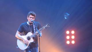 Waiting on the World to Change Live @ Modell Lyric John Mayer 10/7/18