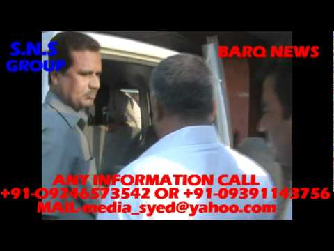 BARQ NEWS.MEDAK .A.C.B INSPECTOR AND A BUSINESSMEN  ARRESTED BY ACB..