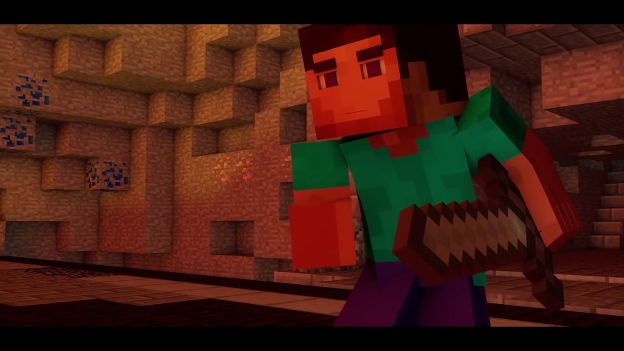 Herobrine's Legend Minecraft Animation