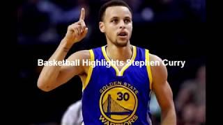 Basketball Highlights Stephen Curry