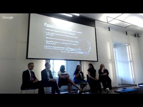 Reuters Institute Digital News Report 2017: Launch & Panel Discussion