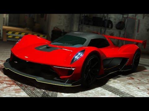 Gta 5 online new tunando o novo carro quotscramjetquot - 1 10