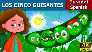 Los Cinco Guisantes | Cuentos para dormir | Cuentos Infantiles | Cuentos De Hadas Españoles