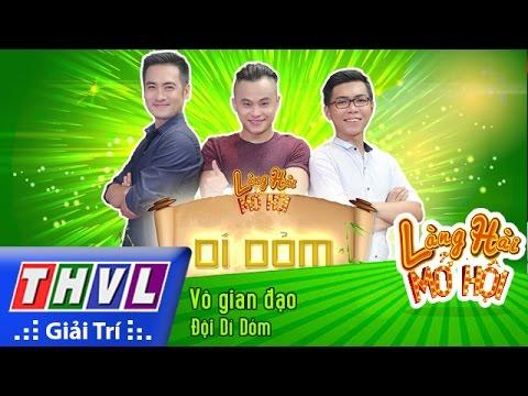 THVL | Làng hài mở hội – Tập 23: Vô gian đạo – Đội Dí Dỏm