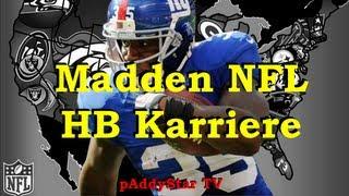 Madden NFL 25 HB Karriere #1 - Erstellen & Preseason Start [german][deutsch][Let's Play]