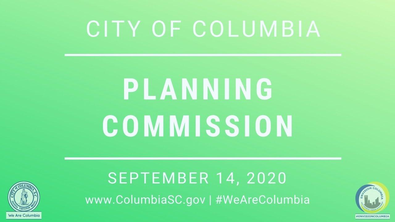 Planning Commission | September 14, 2020