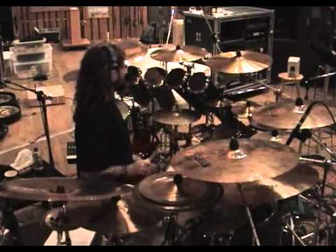 Mike Portnoy - Black Clouds & Silver Drumming Isolated Drums
