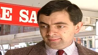 Mr Bean - Department Store
