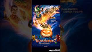 Noticias sobre goosebumps 2:halloween assombrado