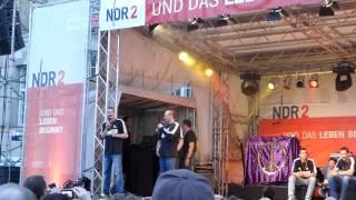 THW Kiel: Meisterfeier 2014 - Klein hat noch eins auf Lager