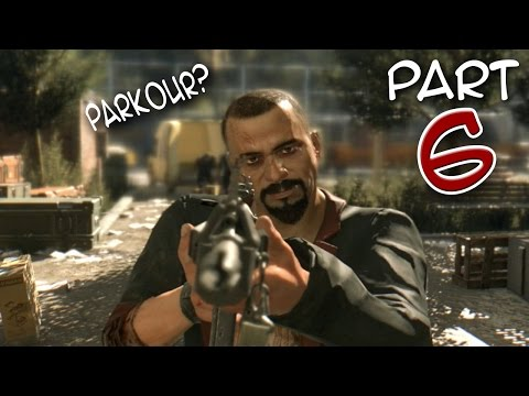 Dying Light - Part 6 - Errand Boy! - Gameplay Walkthrough