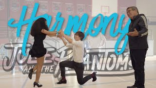 Julie and the Phantoms BTS | Perfect Harmony Rehearsal w #Juke