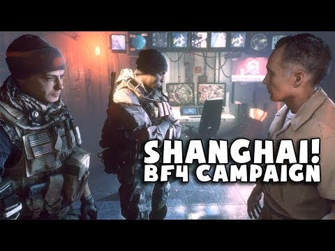 SHANGHAI! - Battlefield 4 Campaign - Part 2