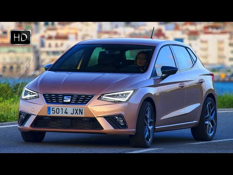 2018 seat ibiza xcellence hatchback exterior interior driving footage hd youtube. Black Bedroom Furniture Sets. Home Design Ideas