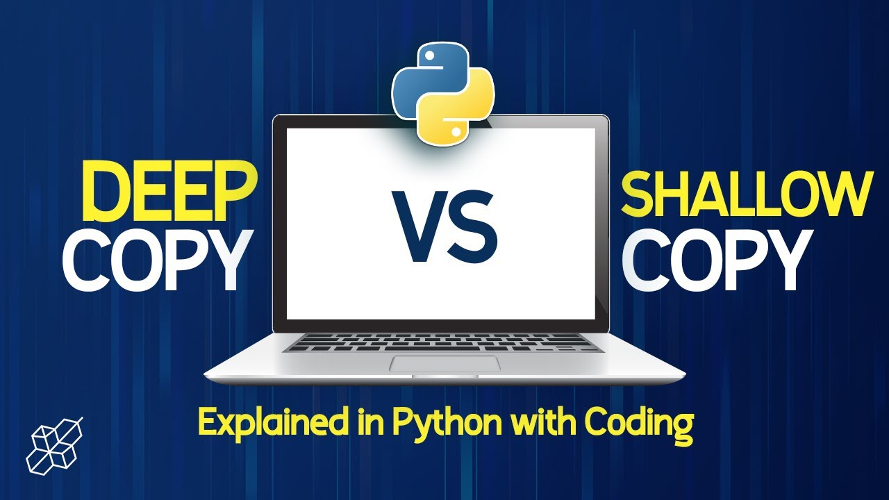 Shallow and Deep Copy Explained for Beginners | Learn Python Programming