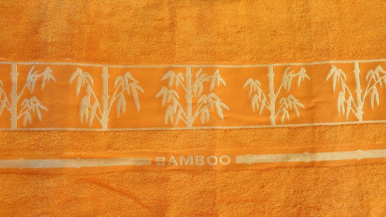 пледы из бамбука фото
