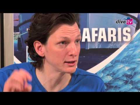 Dive TV Produktshow Aqua Lung Tauchcomputer i300