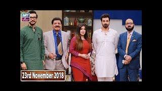 Salam Zindagi With Faysal Qureshi - Uzma Tahir & Syed Salahuddin -  23rd November 2018