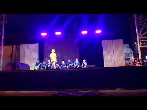 Fusion Kids Crew- Saggio Avetrana 2014- Nami Fitness Club