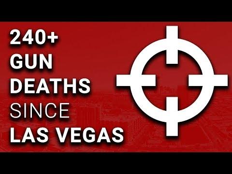 More Than 200 Shot Dead SINCE Las Vegas