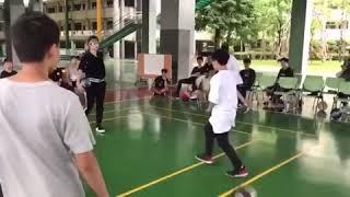 南山盃花式籃球交流賽