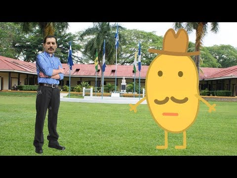 Freddie Mercury refuses to exercise with Mr. Potato from Peppa Pig