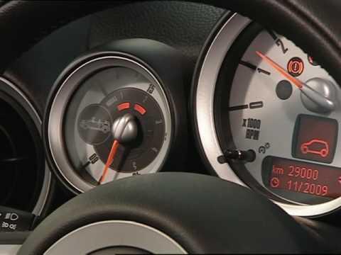 New Video Interior Mini Cooper S Convertible 2009