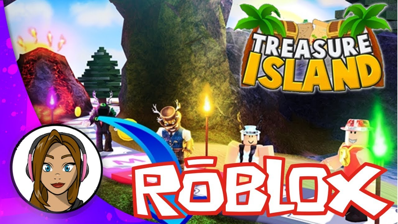 Treasure Island! | Roblox Gameplay