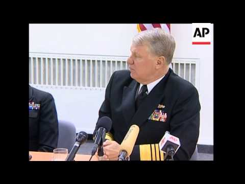 Commander of the US Pacific Fleet pays a week-long visit to China