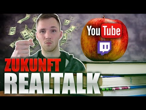 Chefs REALTALK über Leistungsfächer, Twitch/YouTube als Beruf, Wie ich mir meine Zukunft vorstelle!