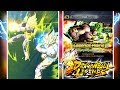 HYPE VEGETA SUMMON ANIMATION!? Dragon Ball Legends SPARKING BROLY SUMMONS! | DB Legends