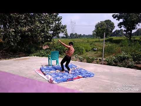 Akshay kumar live stunt