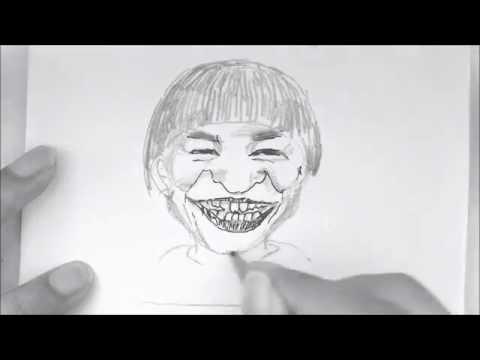 [iuniperi-mango drawing] wang baoqiang (王宝强)