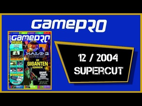 Gamepro 12/2004 - Supercut