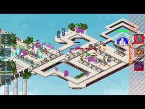 Super Sanctum TD Release Trailer (out now on Steam!)