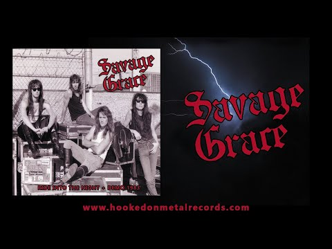 SAVAGE GRACE – Ride Into The Night + Demo 1983 [FULL ALBUM]