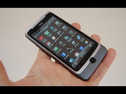 HTC Desire Z Hard Reset, Format Code solution