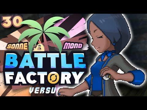 DER CANYON DER VERZWEIFLUNG • Pokémon Sonne & Mond Battle Factory Versus w/ PresentLP • 30